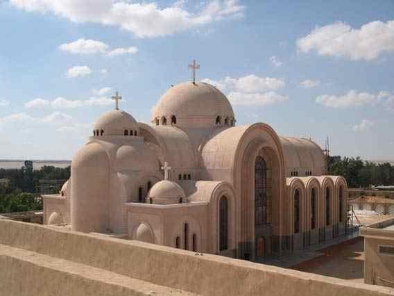 Le Monastère du Saint-Bishoy