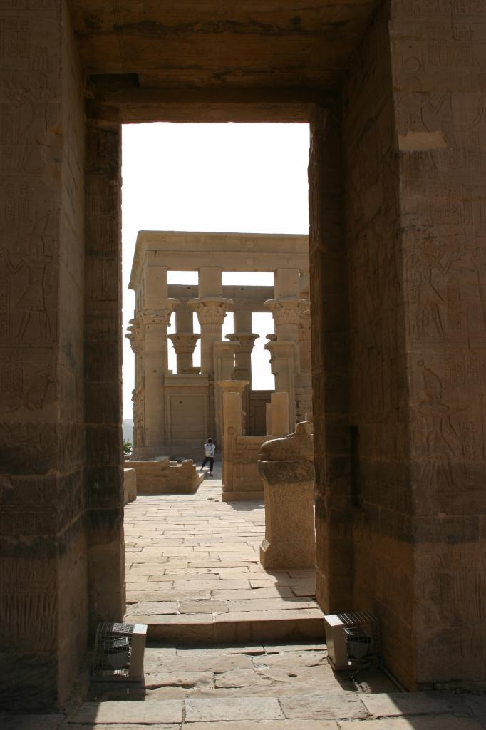 le temple de philae
