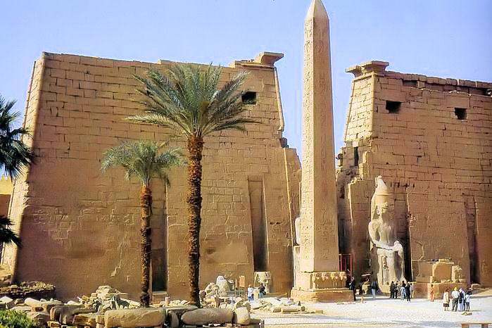 Temple Louxor