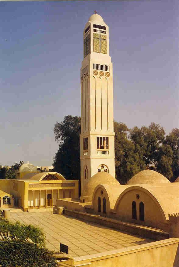 Le Monastère du Saint-Macaire