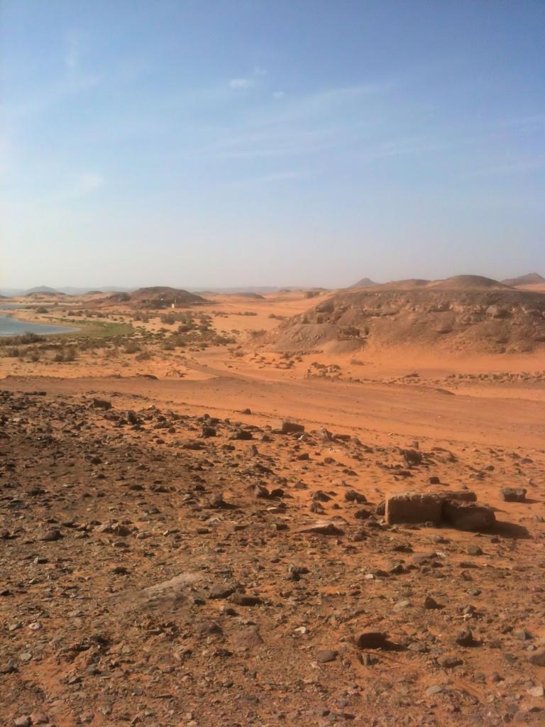 Paysage du Lac Nasser