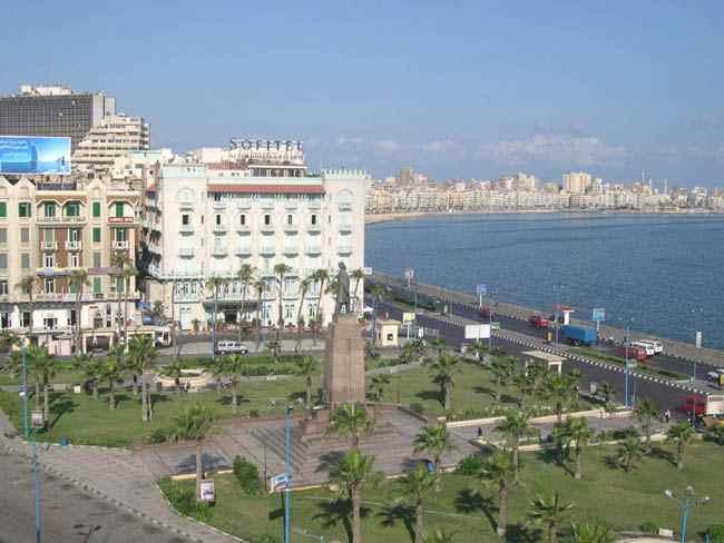 La Place du Saad-Zagloul