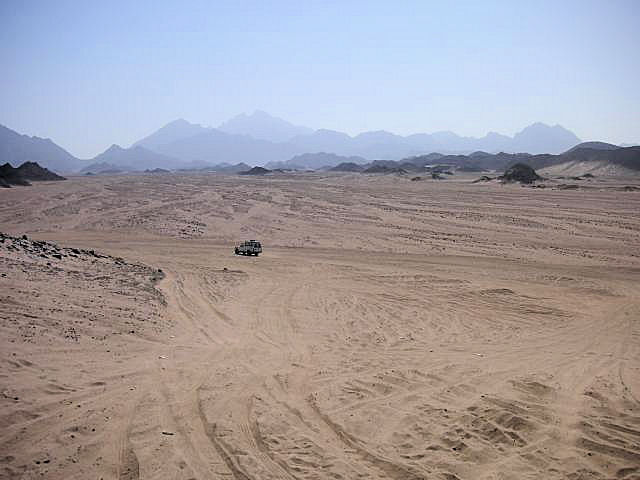 Safari 4x4 en Egypte