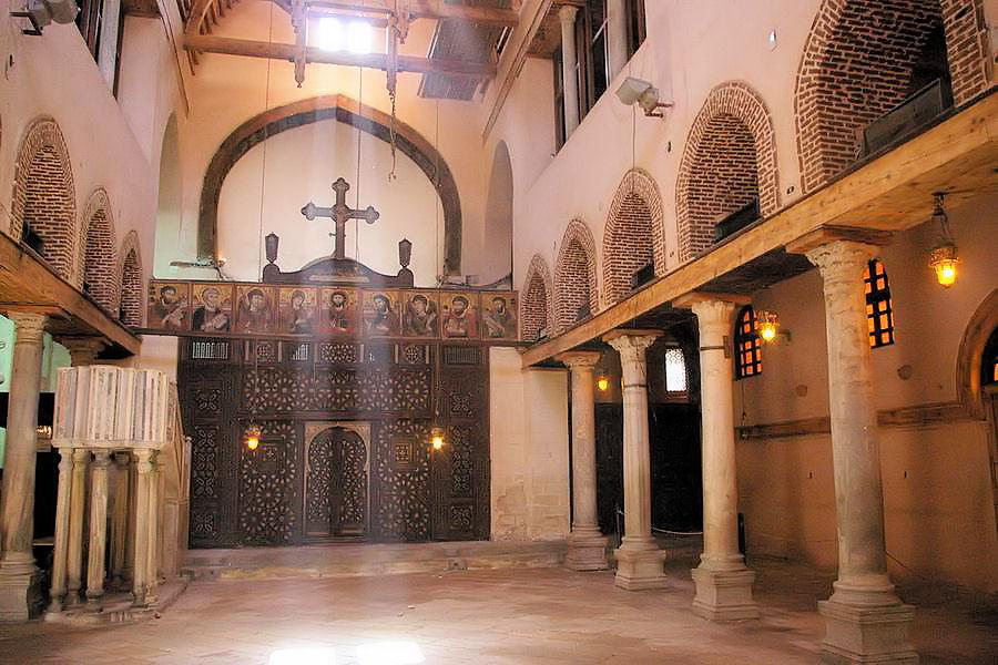 Monastère de Bainte Barabara
