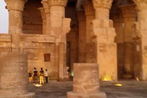 le temple du Kom ombo