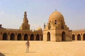 Ahmed ibn toulon au caire