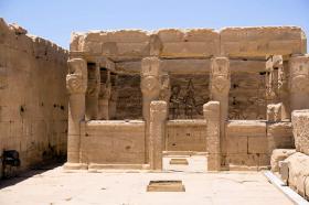 Dendera temple d hathor