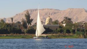 Découvrir le Nil en felouque d'Assouan à Louxor