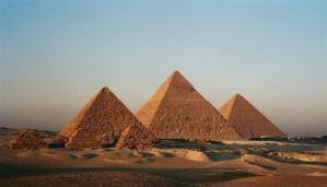 pyramide de Giseh