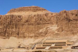 Le temple hachepsout