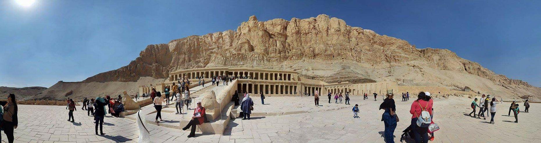 temple Hatshepsout