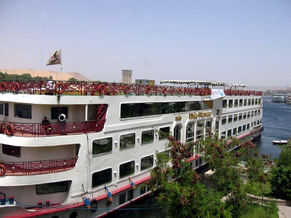 Nil bateau