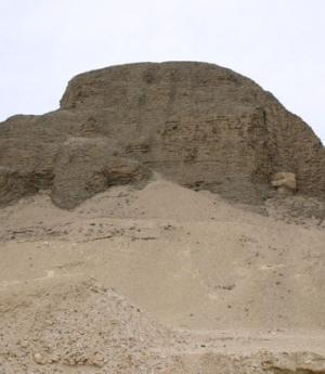 Pyramide de lahun