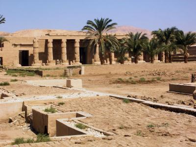 Temple de Sethi à Abydos