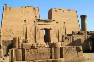 temple edfou