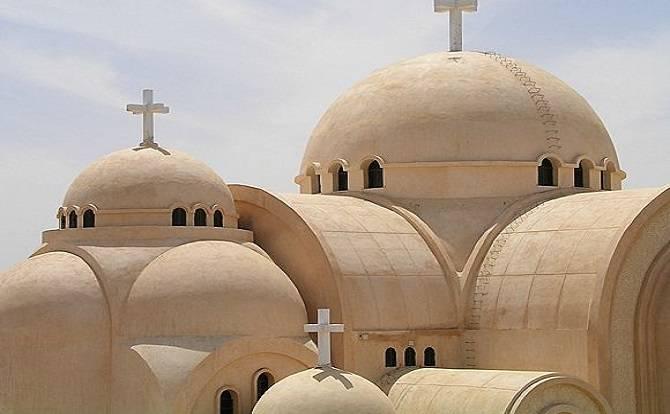 Le monastère de Saint Bishoy