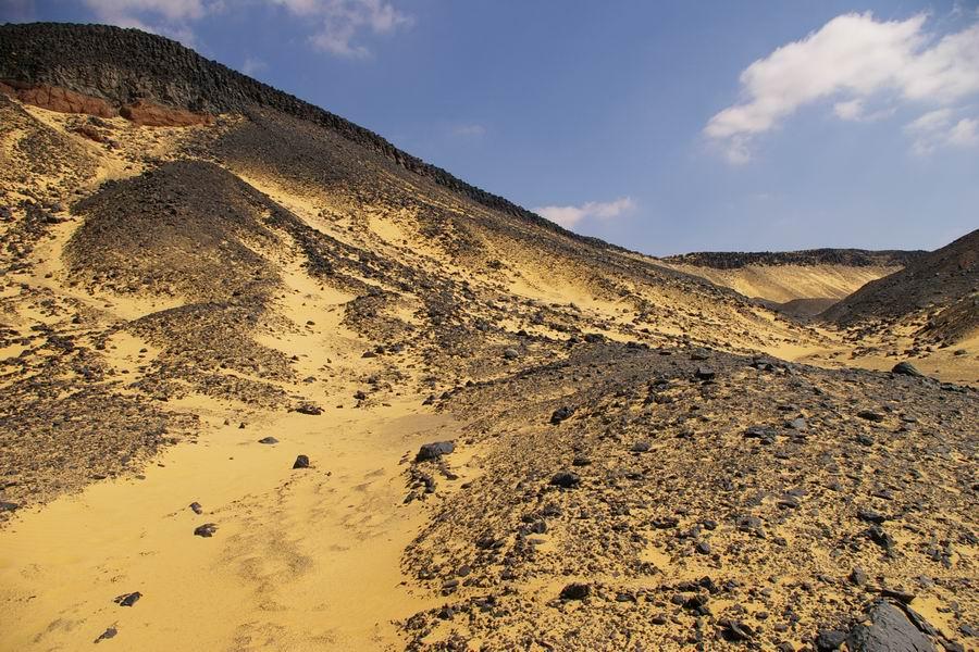 Le desert noir