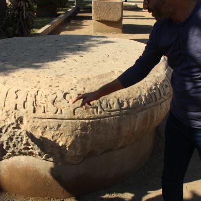 Memphis la première capitale d'Égypte