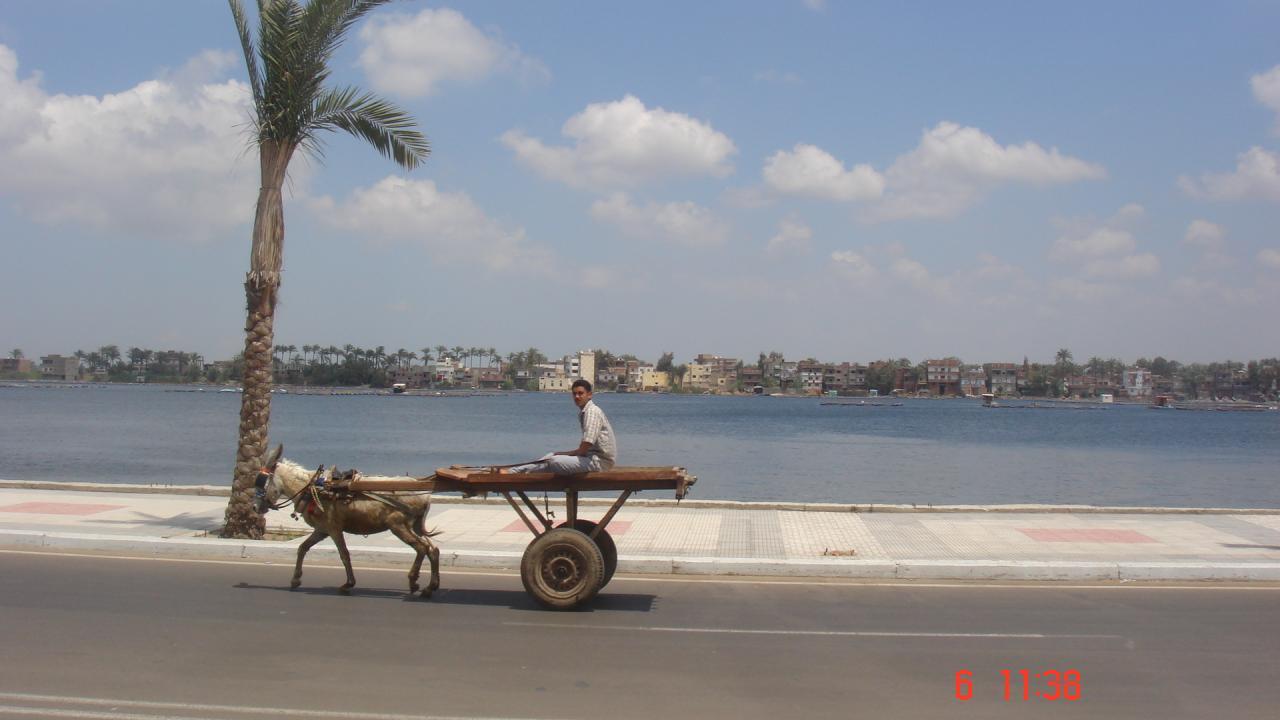 un paysage égyptien ...!!