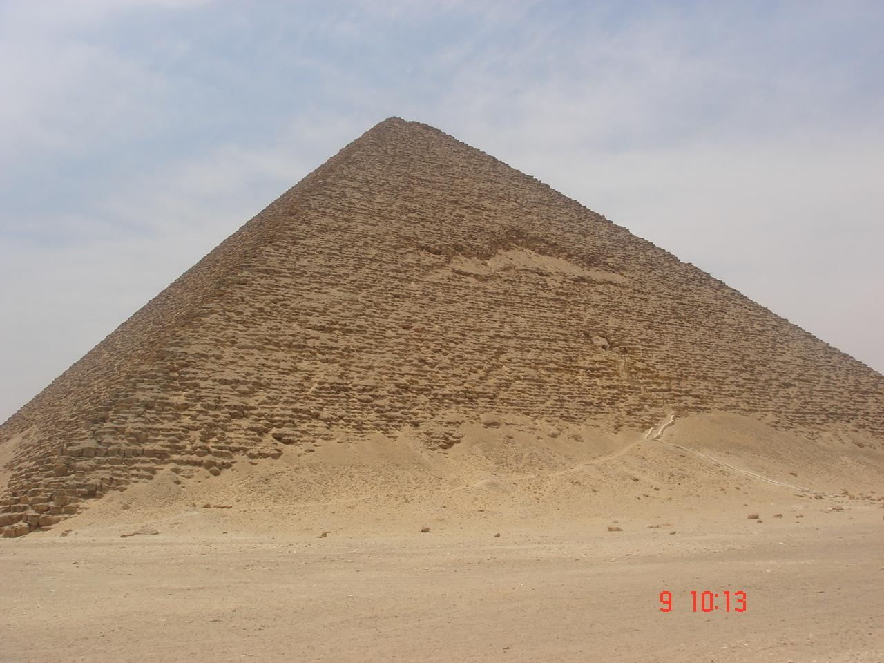la grande pyramide de Khéops