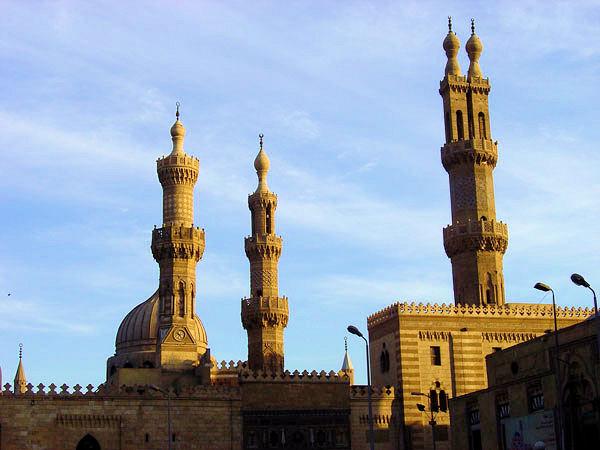 Mosquée el Azhar