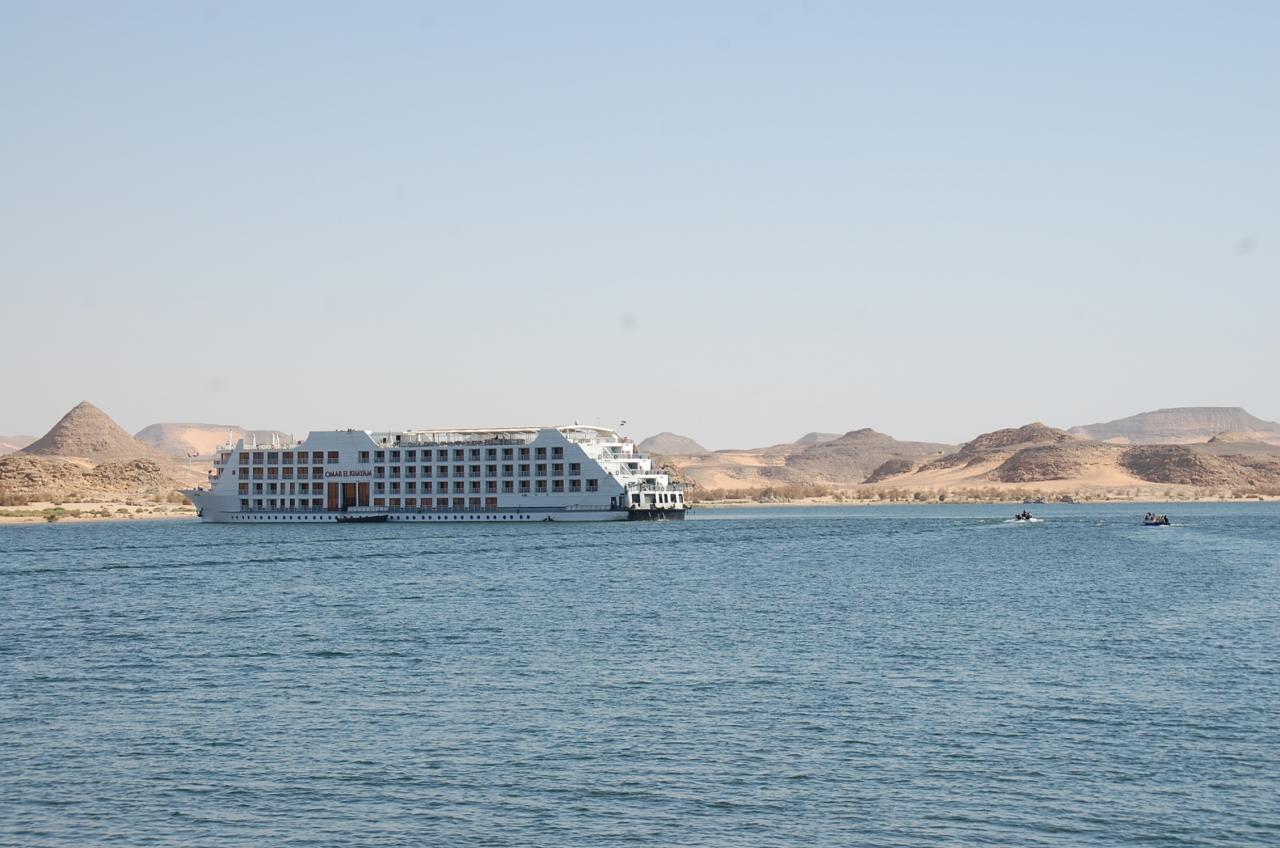 Bateau du Lac Nasser