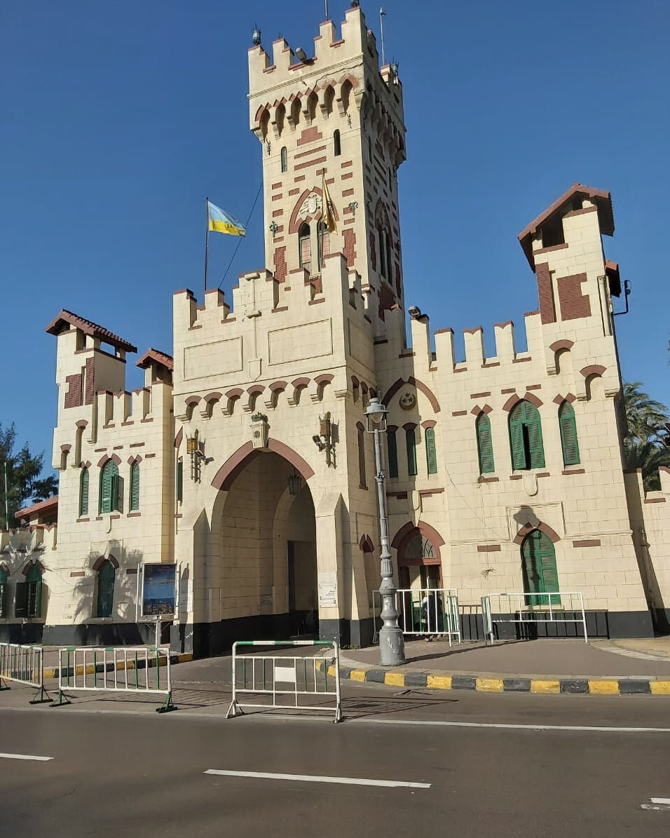 Palais Montazah