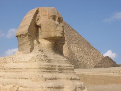 Sphinx de Gizeh
