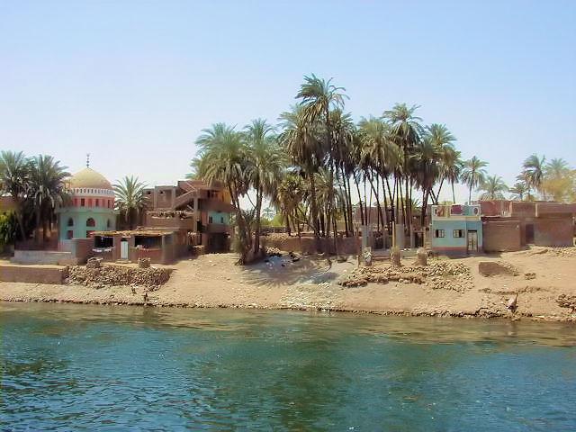 Rive du Nil