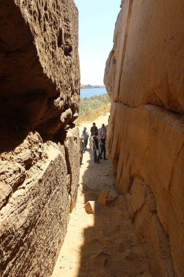 le site du Djebel Silssilah