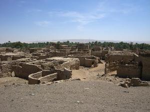 Vieille ville de Baris