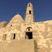 Dakhla elqasr village medieval