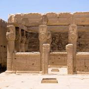 Dendera le temple d'hathor