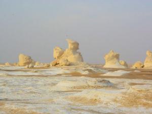 Desert blanc d egypte