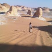 Desert blanc egypte 1