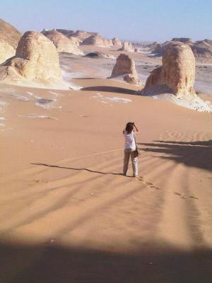 Desert blanc egypte 2