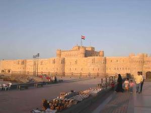 Le fort Qaitbay