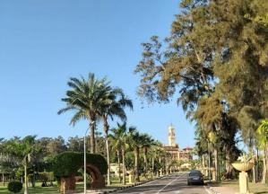 Jardin du palais de Montazah