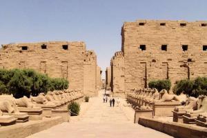 Karnak allee