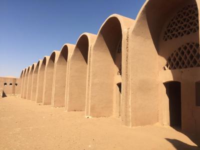 Ville nouvelle d'hassan fathy à Baris