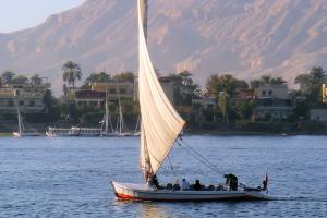 Nil felouque